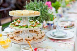 Tea Party Bridal Shower in Goleta, CA
